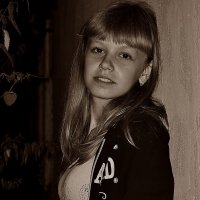 Катенька :: Nataly Egorova