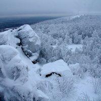 зима :: Вячеслав Кутлин