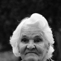 Бабушка Маша :: Настя Молчанова