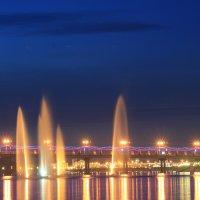 Вечерние Чебоксары :: Екатерина Скрипник