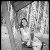 Отдых в парке :: Юлия Позднякова