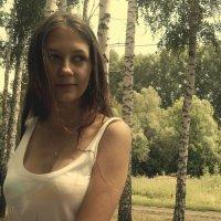 Взгляд в никуда :: Юлия Позднякова
