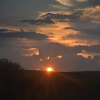 Башкирия закат :: Виктория