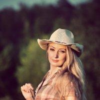 немного ковбойского :: Тамара Жугина