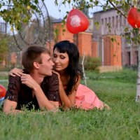 Любовь :: Марина Колесникова