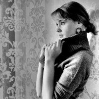 И застыла она от мыслей своих.. :: Екатерина Кузнецова