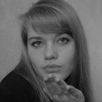 Воздушный поцелуй :: Екатерина Кузнецова