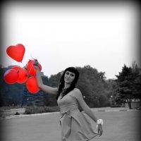 Любовь окрыляет :: Марина Колесникова