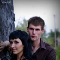 Танюша и Ваня :: Марина Колесникова