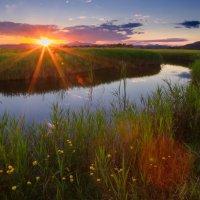 Август. Закат лета... :: Андрей Кровлин