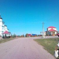 Дом Аксакова в поселке Надеждино :: Елена Барышникова