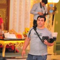 Na svadbe :: Kuvvat Chariyev
