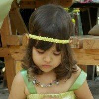 Юная принцесса :: Алина Дзаконян