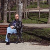 Весеннее. :: Евгений Поляков