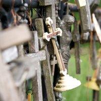 Крест среди крестов :: Polina Butkienė