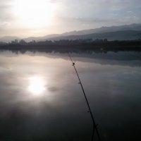 Утренняя рыбалка :: Дамир Абдульбаров