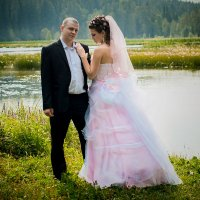 Свадьба Ивана и Ксении :: Надежда Елисеева