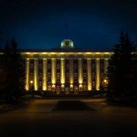 Здание Администрации г. Барнаула :: Анастасия Иванова