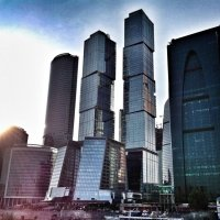 Moscow City :: Maratto Boev