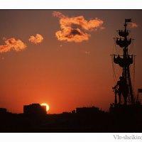 Любимый город :: Валерий Шейкин