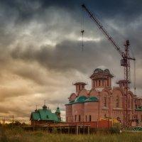 Храм строится :: Андрей Чуманов