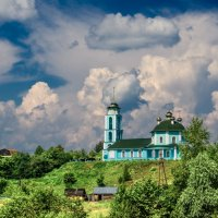 Церковь :: Евгений Целищев
