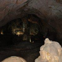 Пещера главный зал :: Марго Короткова