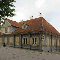 Театральный дом «Домашний театр» (Teatri Kodu) :: Елена Павлова (Смолова)