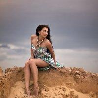 Девушка-пустыня :: Юлия MAK
