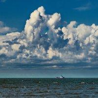 Беломорское небо :: Виктор Заморков
