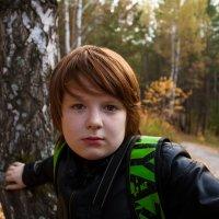 Портрет сына :: Дмитрий Костоусов