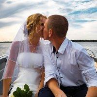 Пляжная свадьба :: Яна Глазова