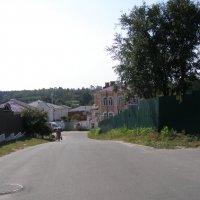 старая часть города :: Анна Воробьева