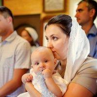 Крещение Софии :: Кристина Беляева