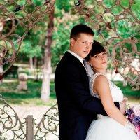 Леша и Оля. :: Александр Иванов