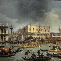 Venezia. Artista Antonio Canal, called. Canaletto. 1730 anno. :: Игорь Олегович Кравченко