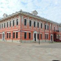 Купеческий особняк :: Вячеслав Маслов