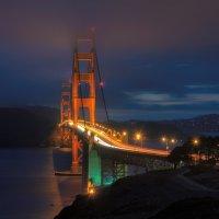 Мост в Сан Франциско :: Lucky Photographer