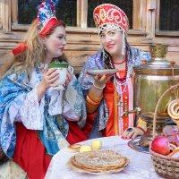 Приятное чаепитие.... :: Анна Приходько