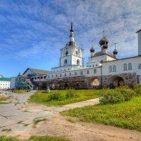 Колокольня Соловецкого монастыря :: Константин