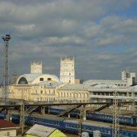 Опустевший вокзал :: Ирина