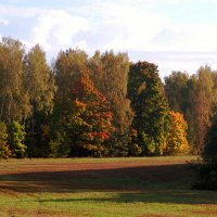 Осенний вечер. :: adrow