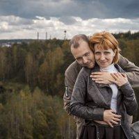 Денис и Настя :: Игорь Козырин