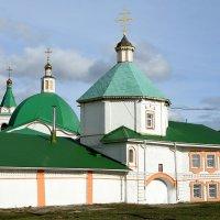 Монастырь. :: Алексей .