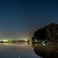 ночное фото :: Алексей Бородкин