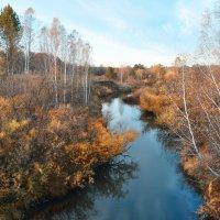 На реке :: Валерий К.