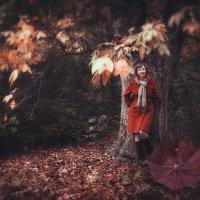 осень в Аптекарском огороде :: Эльмира Суворова