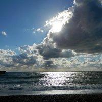 Чёрное море :: Алла Захарова
