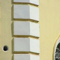 Ядра в стене Церкви :: Сергей Карачин