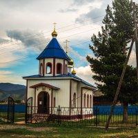 Храм в г. Абаза :: Сергей Карцев